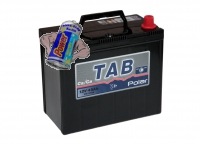 Autobatterie TAB Polar S 12V 60Ah 500 A (EN) +pol rechts Asia Batterie