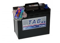 Autobatterie TAB Polar S 12V 60Ah 500 A (EN) +pol links Asia Batterie