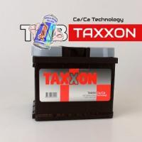 Autobatterie Taxxon 12V 60Ah 600A (EN) wartungsfrei