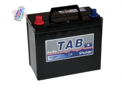 autobatterie tab polar s 12v 60ah 500 a en pol links asia batterie. Black Bedroom Furniture Sets. Home Design Ideas